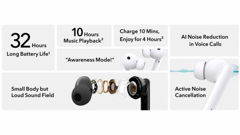 HONOR Earbuds 2 Lite features