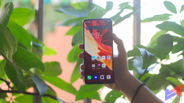 Infinix Note 10 Pro first impression 2