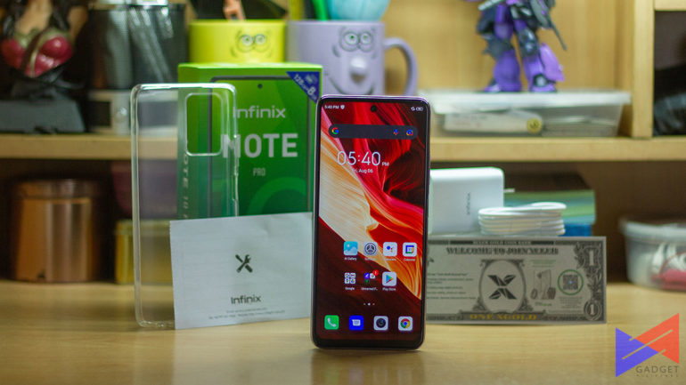 Infinix Note 10 Pro unboxing and first impression