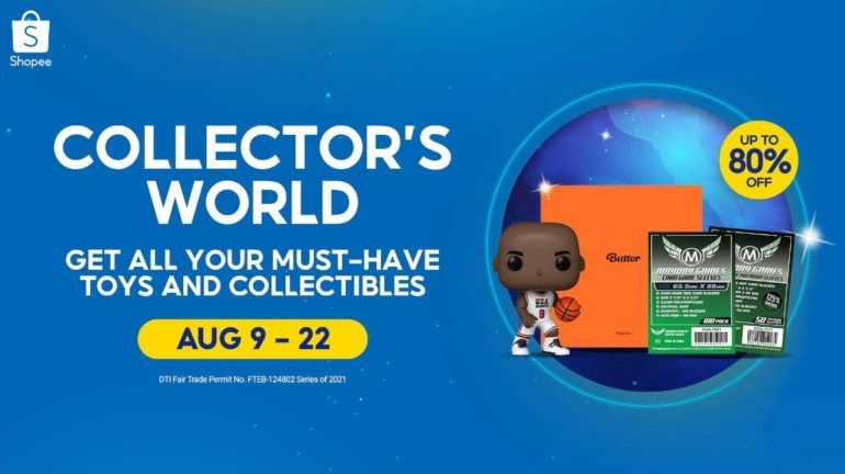 Shopee Collector's World 1