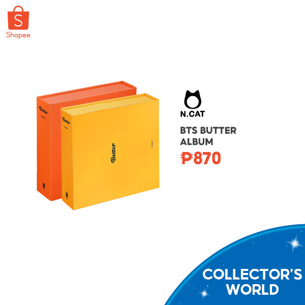 Shopee Collector's World - BTS