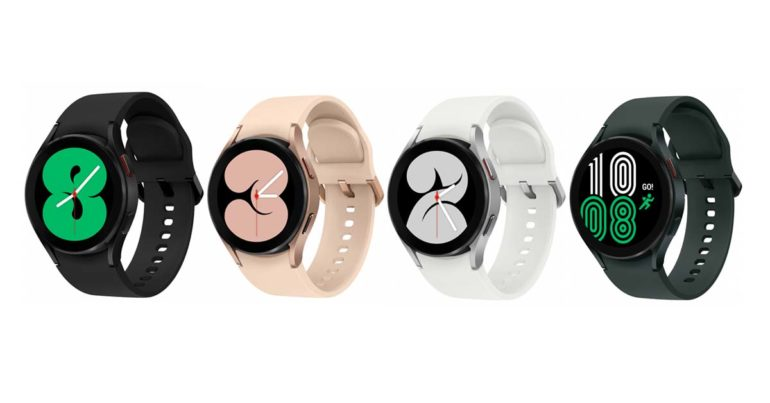 samsung galaxy watch4 - all colors